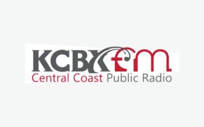Public Radio KCBX 90.5 FM interview