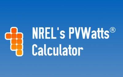 PVWatts Calculator