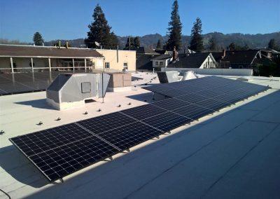 La Peña Cultural Center - Solar Installation for Nonprofit