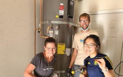 Cut Home Emissions by Half with an Affordable Heat Pump Water Heater
